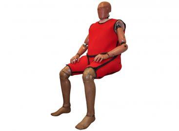 Разрабатывается манекен для краш-тестов, имитирующий человека весом 124 кг