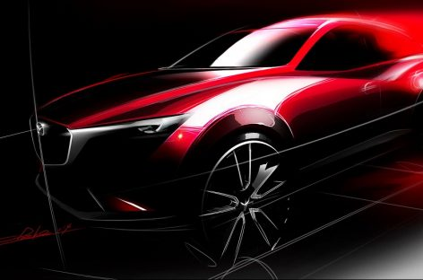 Mazda уверена: автолюбителям CX-3 придется по душе
