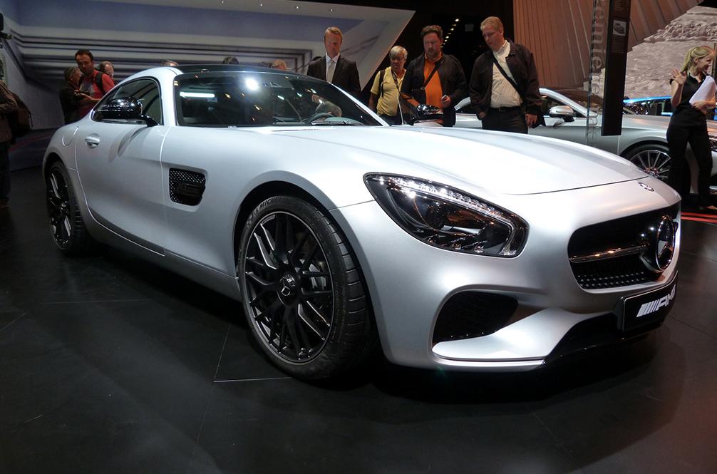 Mercedes-Benz AMG GT 2015