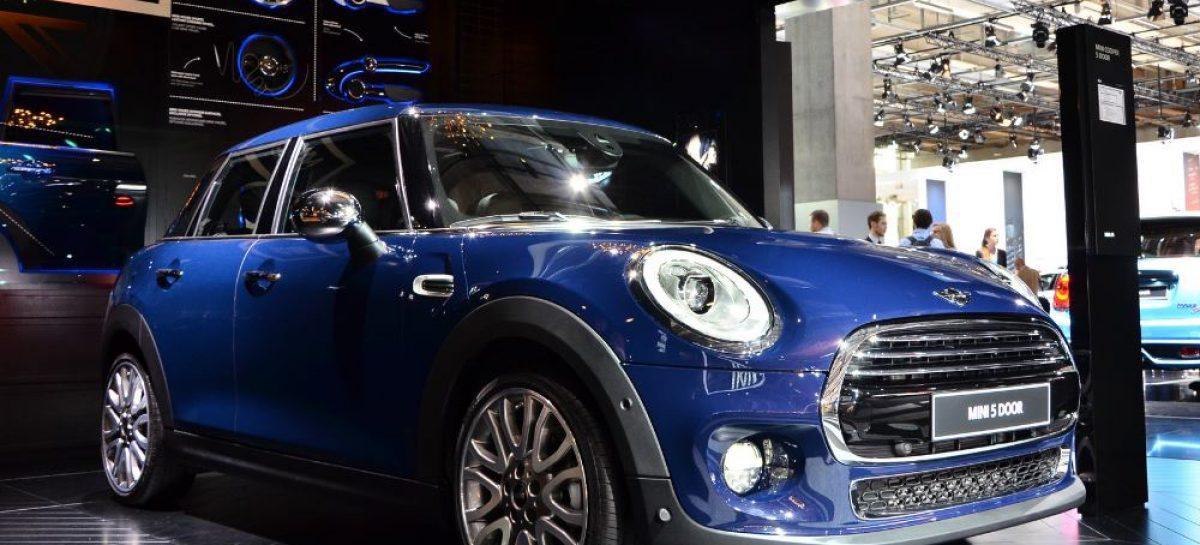 Парижский автосалон: Mini стал похож на Lifan Smily. И это ужасно