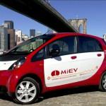 Mitsubishi прекратит производство электромобиля i-MiEV