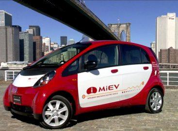 По официальным данным по дорогам Москвы ездит тысяча электромобилей