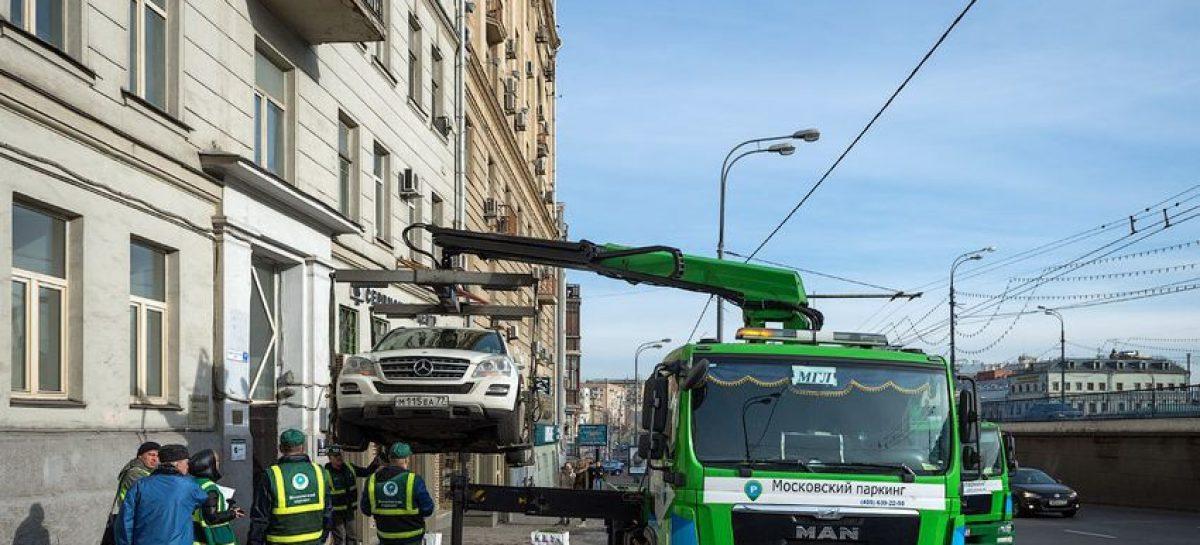 Депутат предложил эвакуаторщикам добровольно отдавать автомобили владельцам