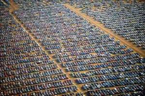 Непроданные автомобили