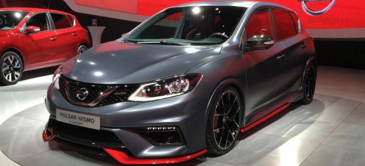 Nissan привозит на Парижский автосалон новый модельный ряд Nismo и инновационную систему телеметрии