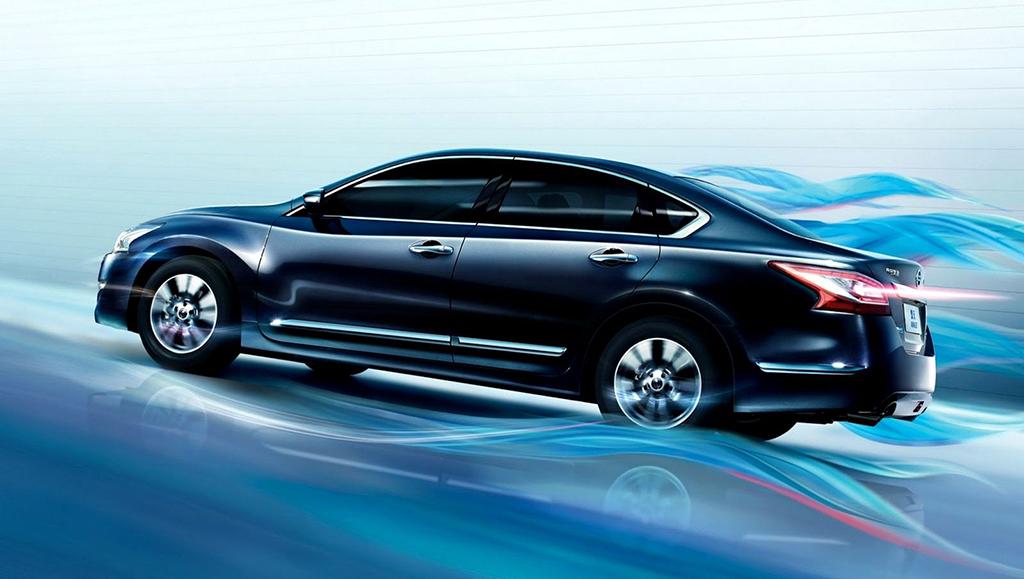 Nissan Teana 2014