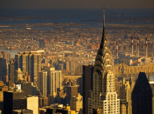 Нью-Йорк - Chrysler Building