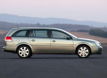 Opel Vectra Caravan – универсал для ландшафтного дизайнера