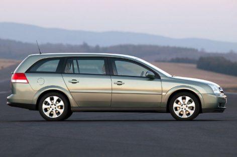 Opel Vectra Caravan — универсал для ландшафтного дизайнера