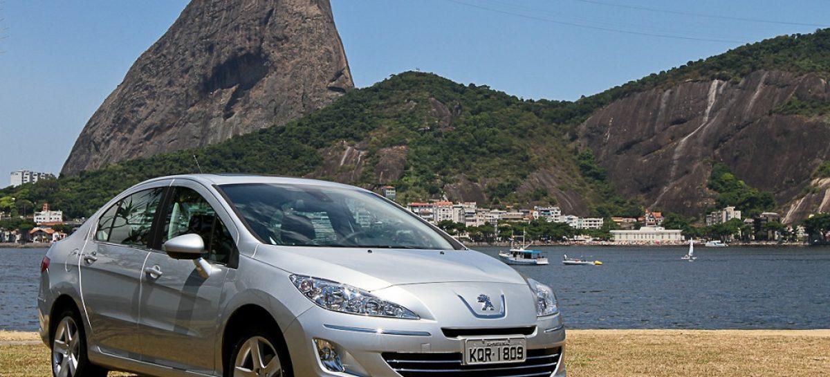 15 безумных дней Peugeot