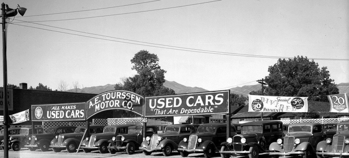Вторичный рынок vs Новые автомобили