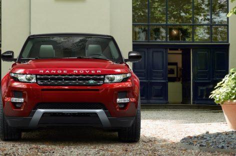 Range Rover Evoque прекрасно подойдет для девушки