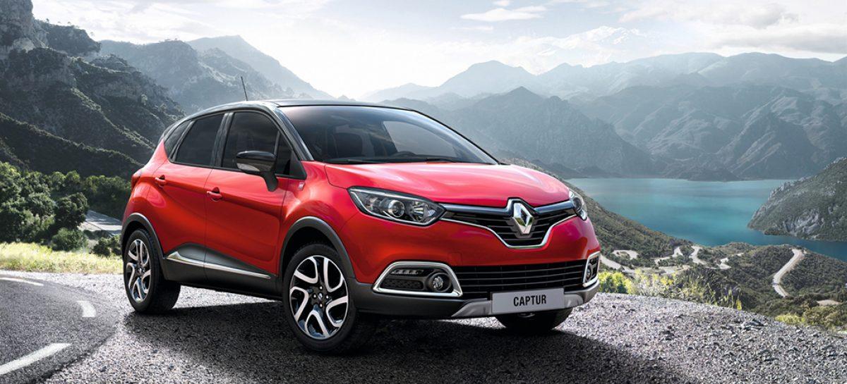 Лидерам сегмента малых кроссоверов Renault, Peugeot и Opel придется нелегко: конкуренция увеличивается