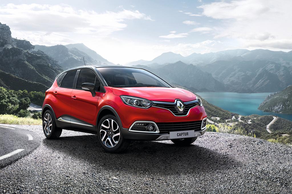 Renault Captur унаследует платформу «Жука»