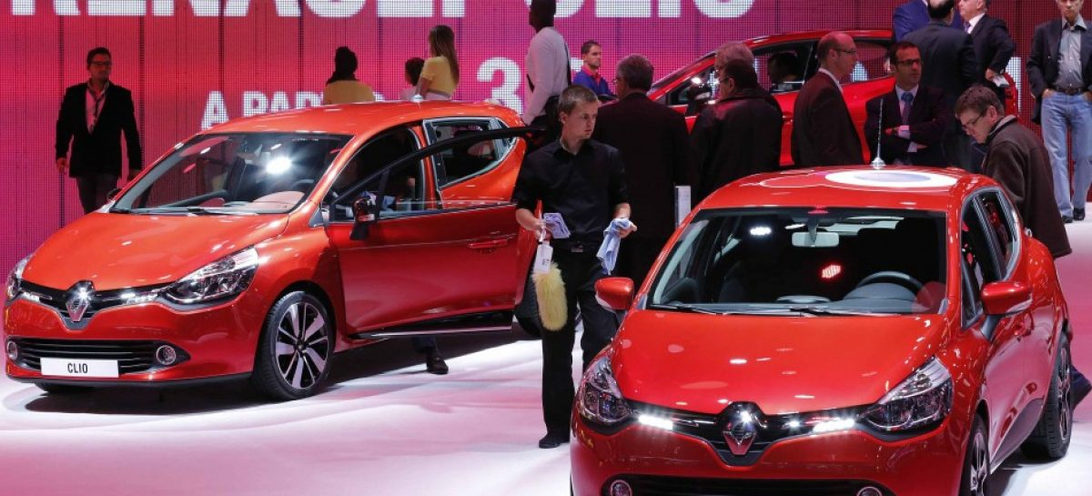 Renault выпустит новую комплектацию субкомпакта Clio – Initiale Paris
