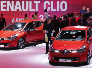 Renault выпустит новую комплектацию субкомпакта Clio — Initiale Paris