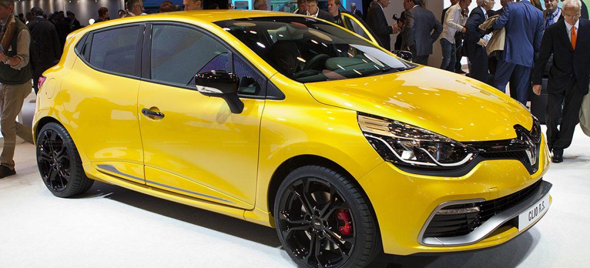 Маленькие и горячие машинки: Renault Clio RS и Megane RS