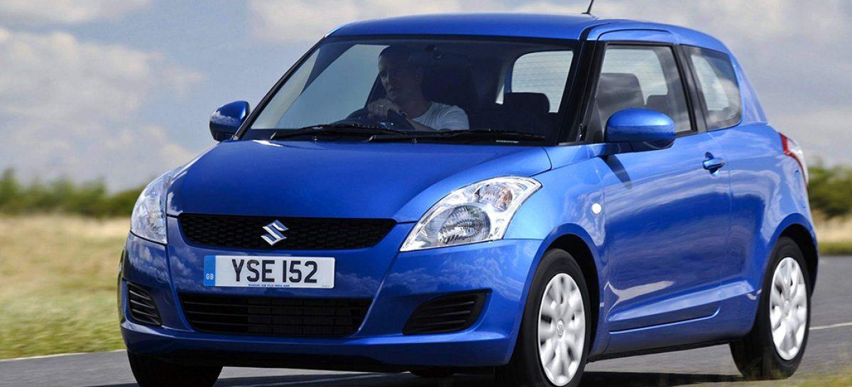 У Suzuki есть три автомобиля – Suzuki Swift для девочек, Samurai и Grand Vitara