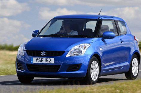 У Suzuki есть три автомобиля — Suzuki Swift для девочек, Samurai и Grand Vitara