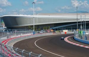 Трасса в Сочи для Формулы-1