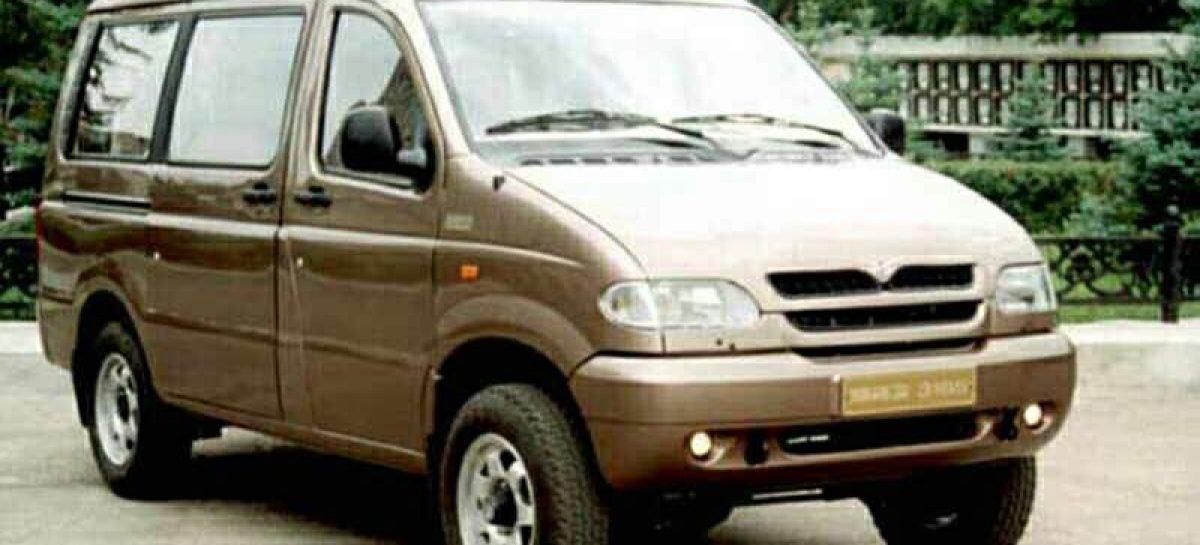 Концепткар УАЗ-3165 по имени Симба