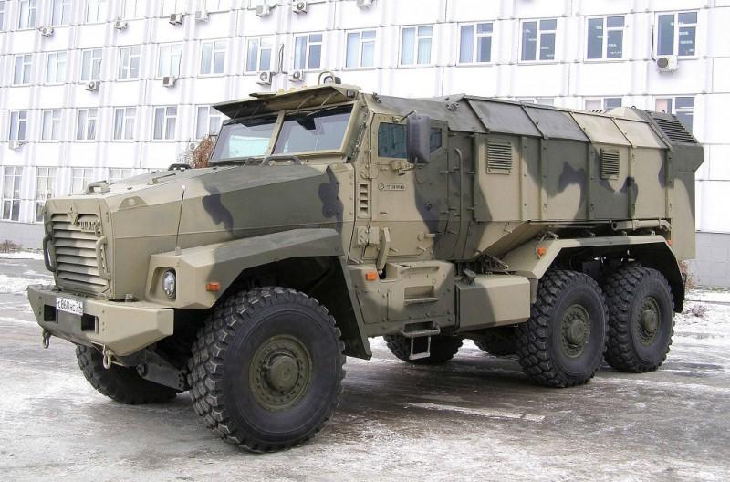 Урал-63099 Тайфун-У