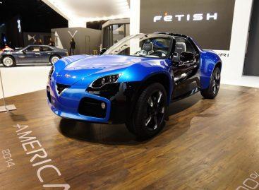 Самые невероятные автомобили Парижского автосалона 2014