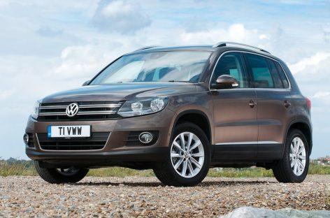 Volkswagen Tiguan — отличный автомобиль для грибов и рыбалки