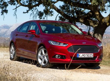 Тестируем долгожданный Ford Mondeo 2015