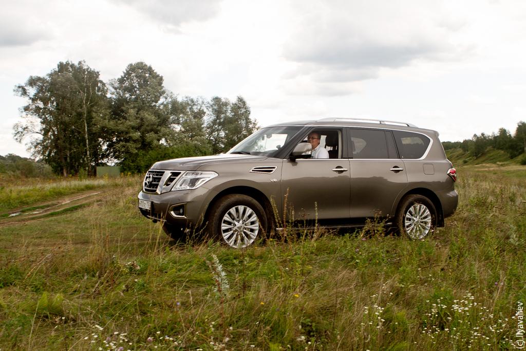 Nissan Patrol 2014