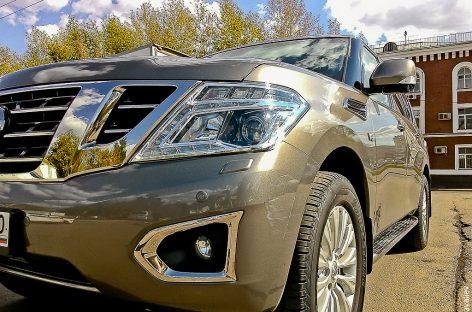 Легендарный Nissan Patrol ушел из России