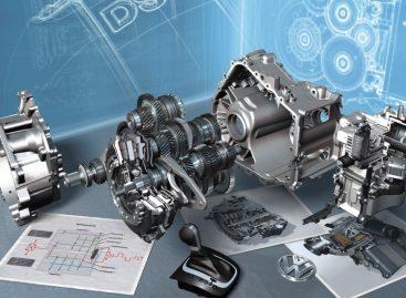 Volkswagen представил 10-ступенчатую трансмиссию