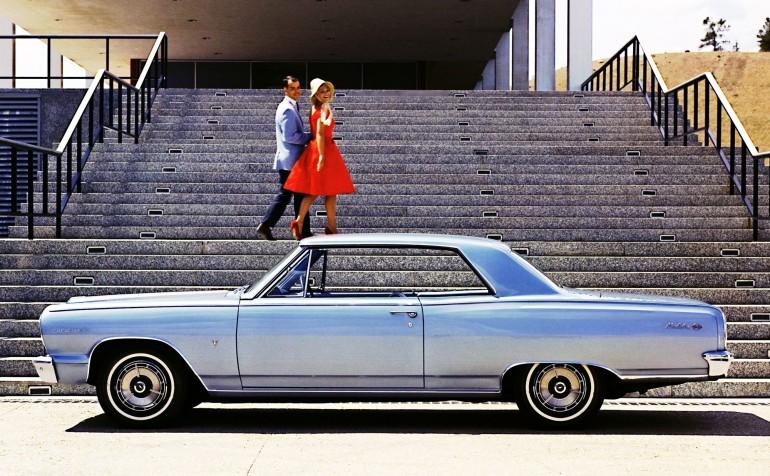 Chevrolet El Camino Gen 2 1964