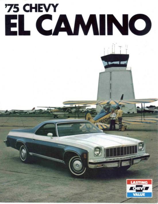 Chevrolet El Camino 1975