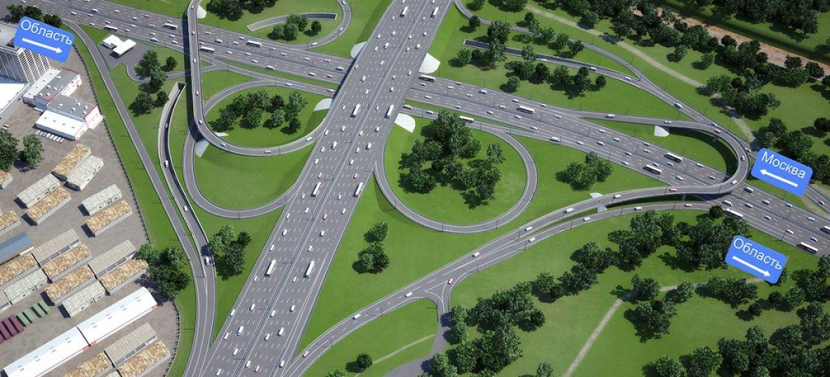Дорожники страны достигли 3D реальности при проектировании дорог