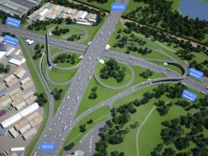 3D Проект дороги