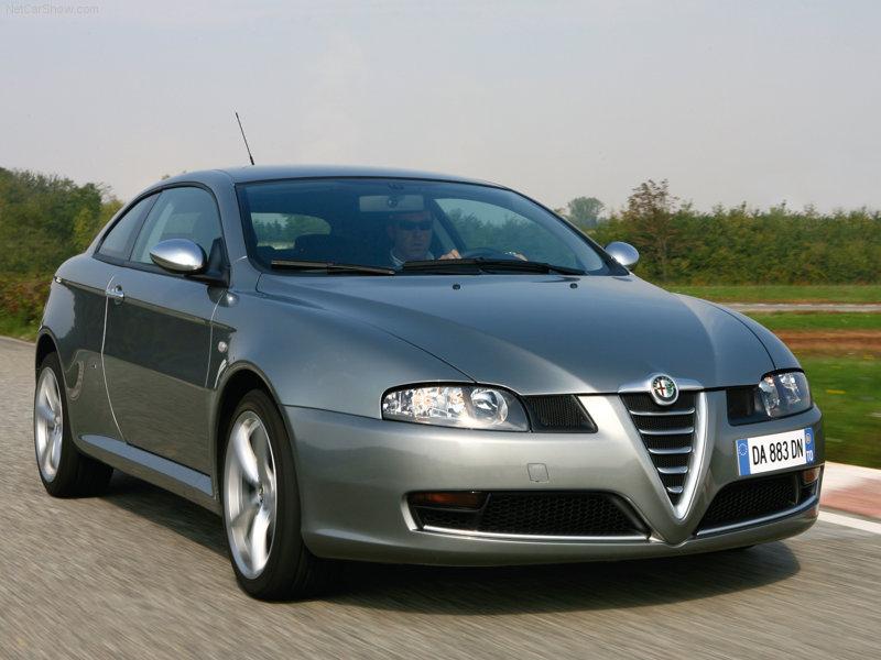 Alfa Romeo GT Q2 2007