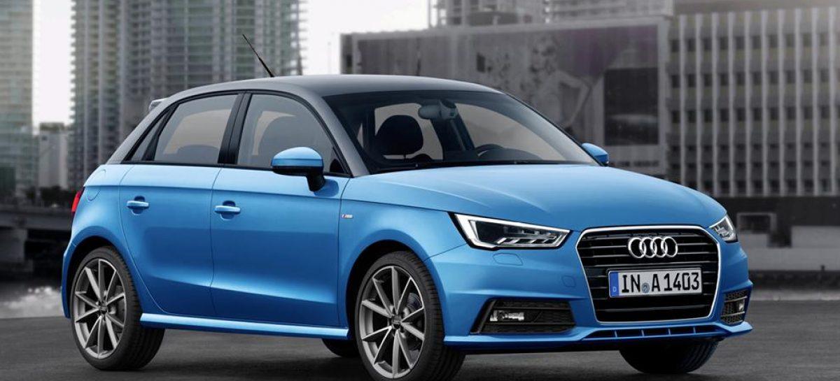 Новые Audi A1 и A1 Sportback выйдут с трехцилиндровыми двигателями