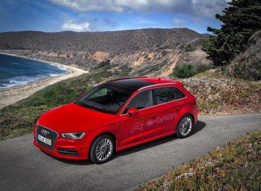 Audi обещает сделать электрокар, который сможет проехать 450 км