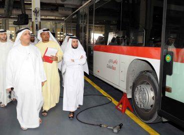 В Дубае билеты на автобус стали лотерейными. Главный приз – слиток золота
