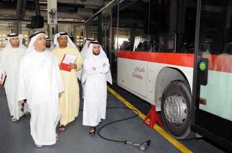 В Дубае билеты на автобус стали лотерейными. Главный приз — слиток золота