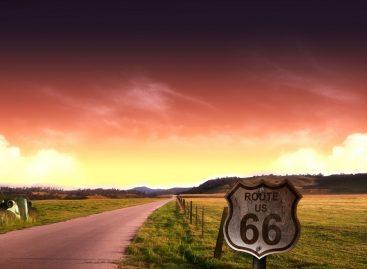 Дорога, связывающая Чикаго с Лос-Анджелесом стала популярной благодаря знаменитой песне