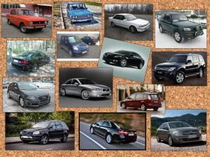 Автомобильные рейтинги