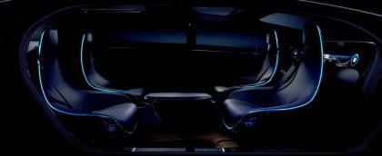 Автомобильный интерьер будущего