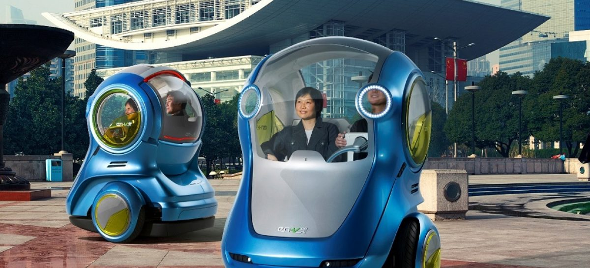 Автомобили начинают общаться с человеком и чувствовать его состояние