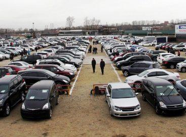 Рынок б/у авто сократился в сентябре