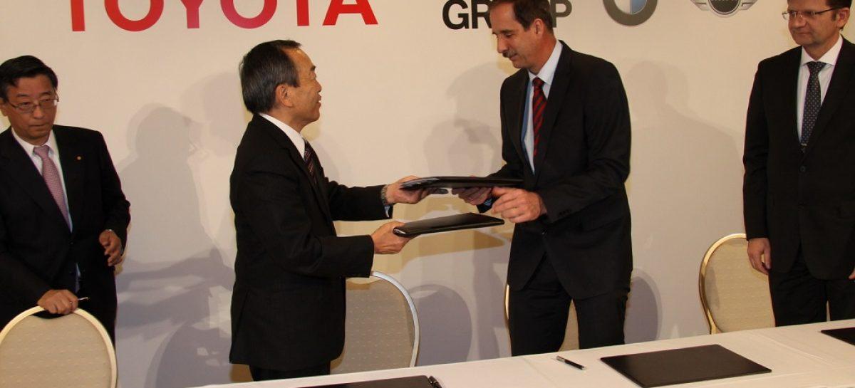 BMW Group и Toyota Motor приступают к созданию единой среднеразмерной автомобильной платформы