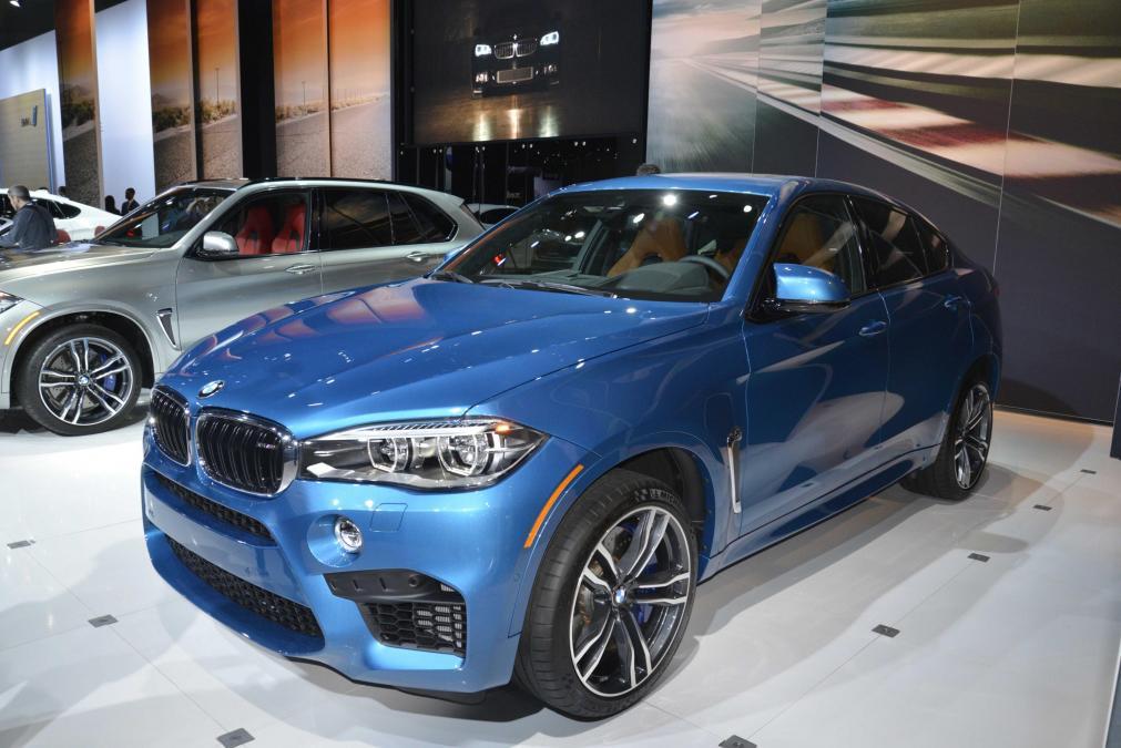 BMW X5M X6M