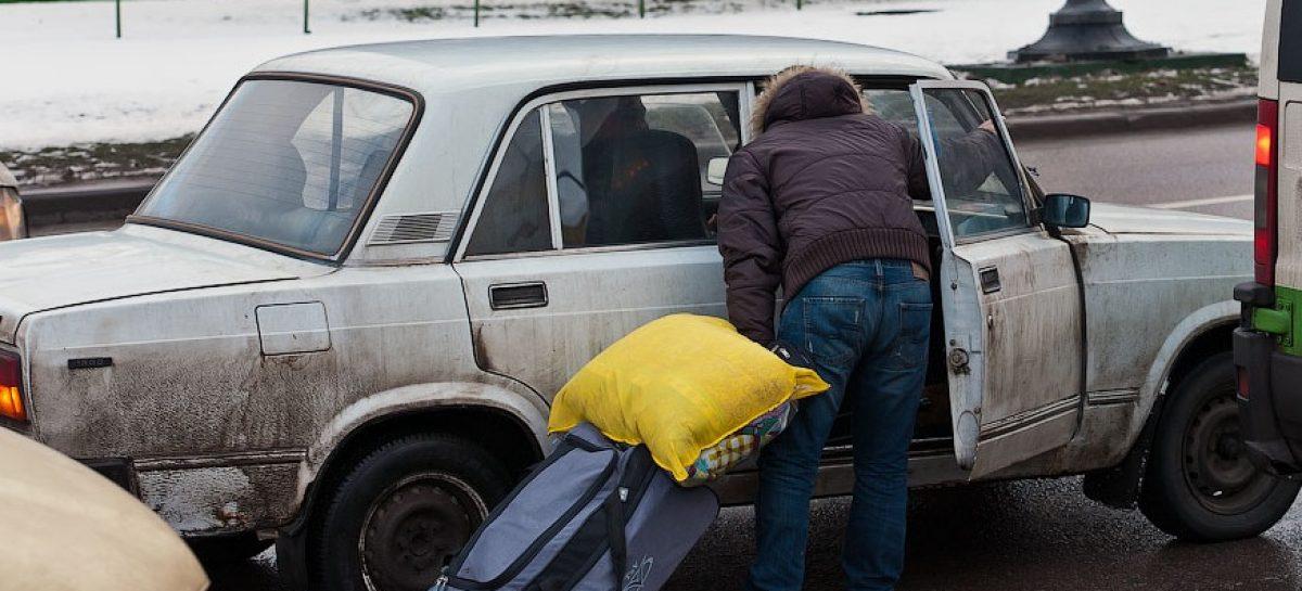 Куда пропадают утилизованные автомобили?