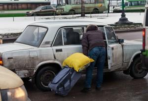 Частный извоз в Москве